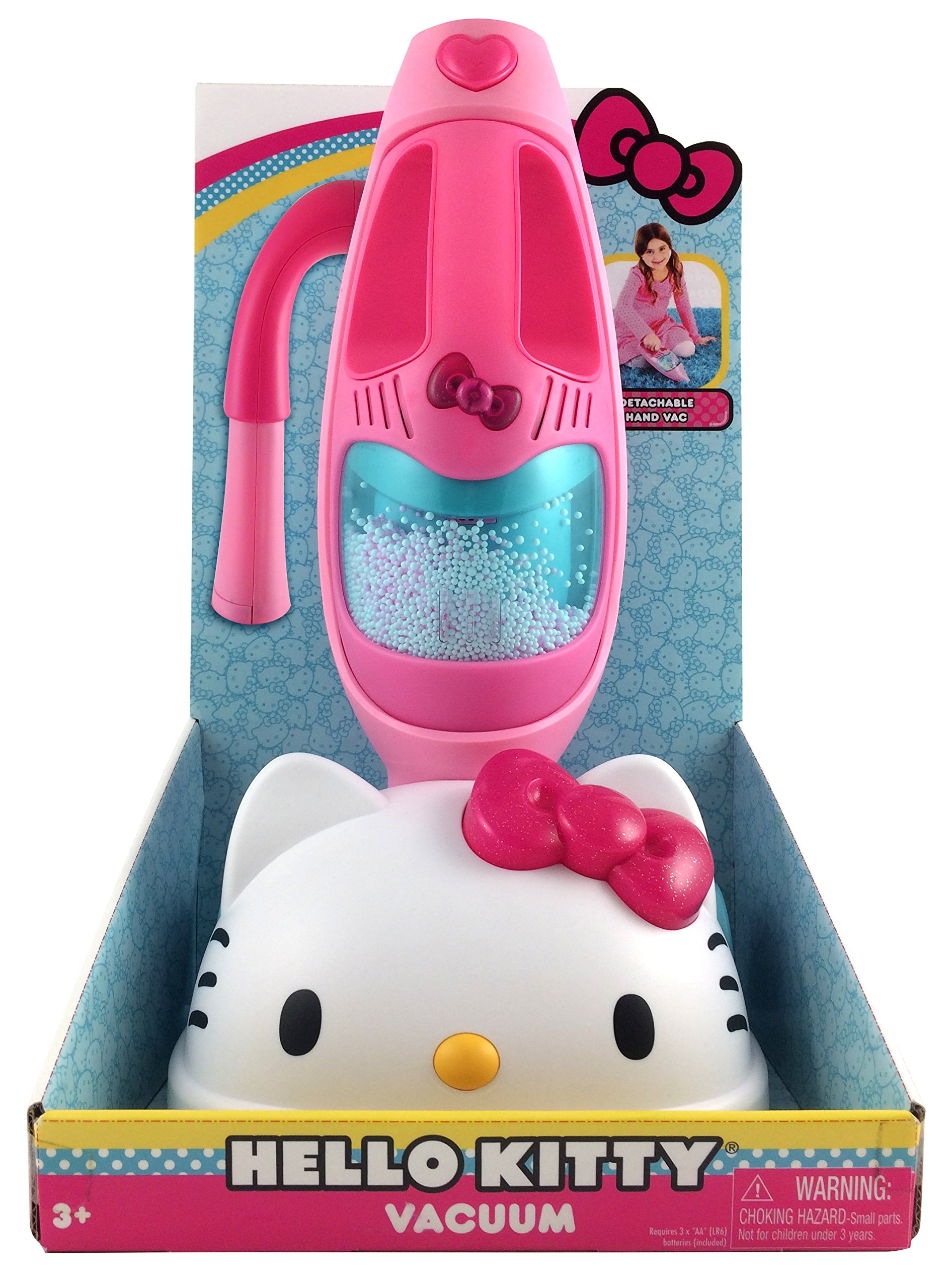 Hello Kitty Vacuum Cleaner by Hello Kitty