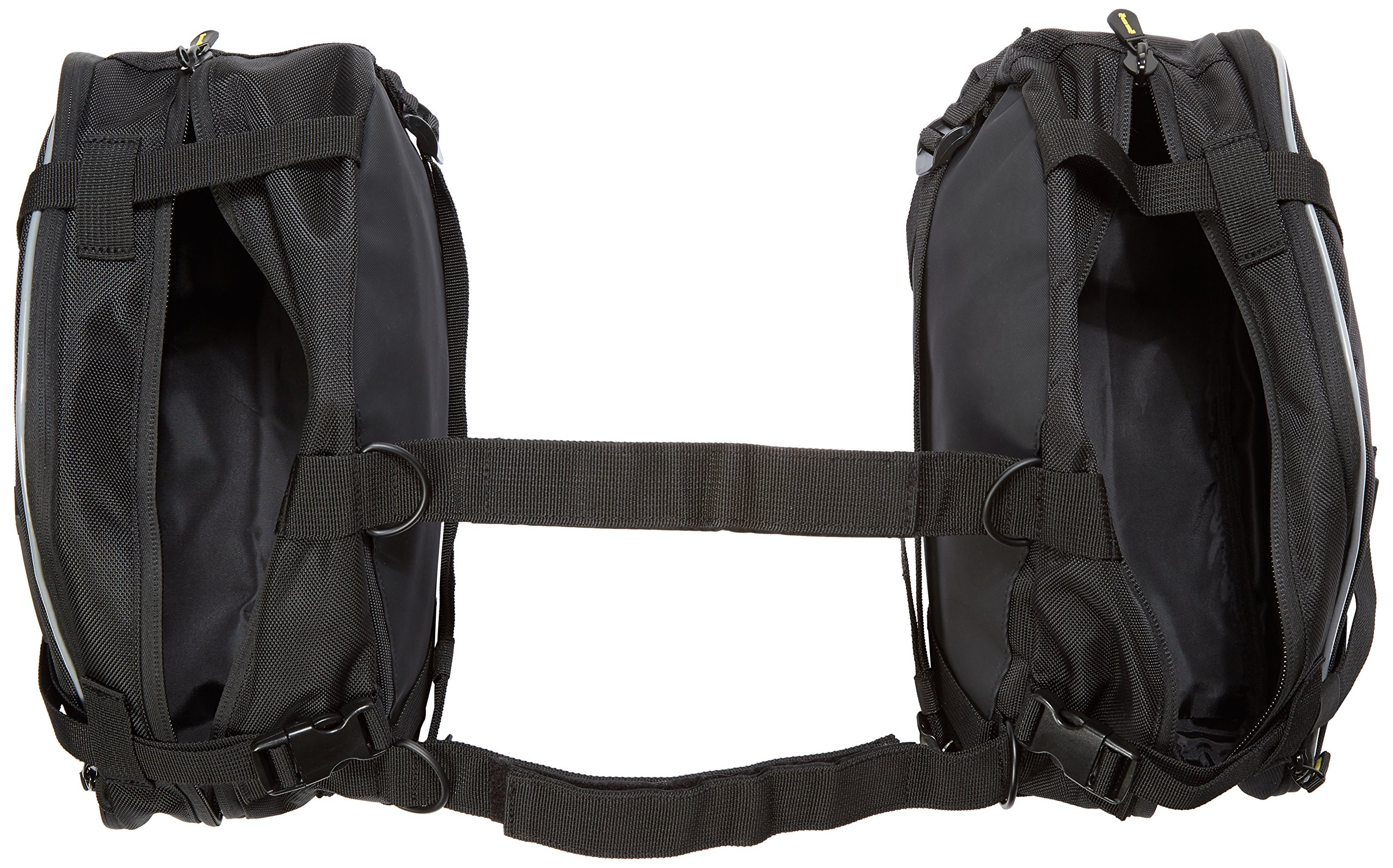 Nelson-Rigg RG-020 Black Dual Sport Motorcycle Saddlebag by Nelson-Rigg (Image #5)