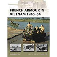 French Armour in Vietnam 1945–54 (New Vanguard Book 267)
