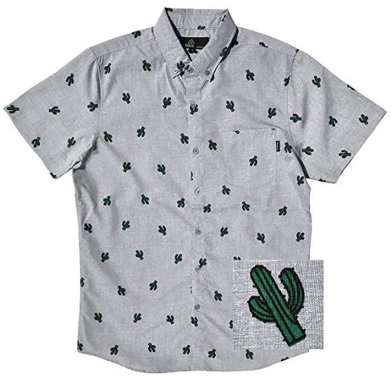 f11df45ea2ae M MOLOKAI SURF Official Molokai Button up Slim Fit Hawaiian Short Sleeve  Shirts