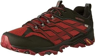 Merrell Men s Moab Fst Waterproof M Hiking Shoe