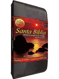 Reina valera 1960 biblia en audio spanish edition american bible santa biblia complete reina valera en 64 audio cd plus una reina valera 2000 completa fandeluxe Image collections