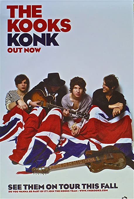 Amazon.com: Kooks ~ KONK ~ 11