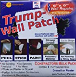 Self-Adhesive Trump-Wall Patch kit. Pre-Textured. USA MADE