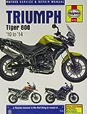 Triumph Tiger 800 Service and Repair Manual (Haynes Service and Repair Manuals)
