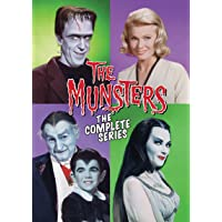 The Munsters: The Complete Series on DVD