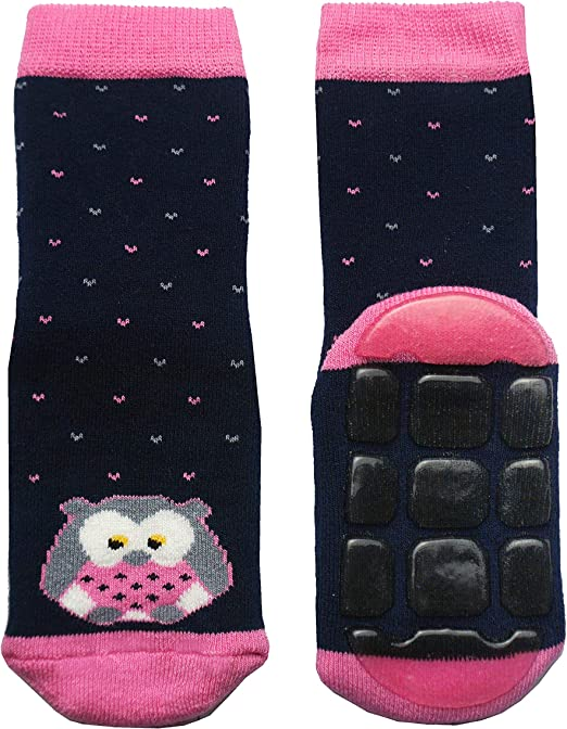 In verschiedenen Muster Weri Spezials Baby und Kinder Voll-ABS Frotee Anti-Rutsch Socken f/ür Jungen und M/ädchen und Farbvariationen. Frohe Weihnachten