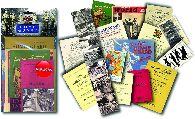Memorabilia Pack Company The Home Guard R/épliques datant de la Seconde Guerre mondiale
