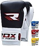 RDX Boxhandschuhe Muay Thai Boxsack Kickboxen Sparring Training Sandsack Rindsleder Boxing Gloves