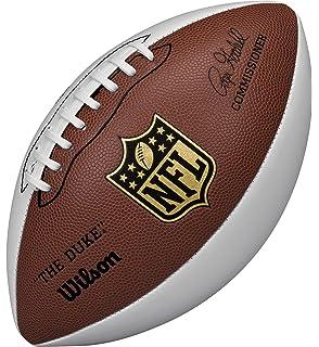 Balón de fútbol americano de Wilson (varios tamaños y estilos) fa3b068fc21fb