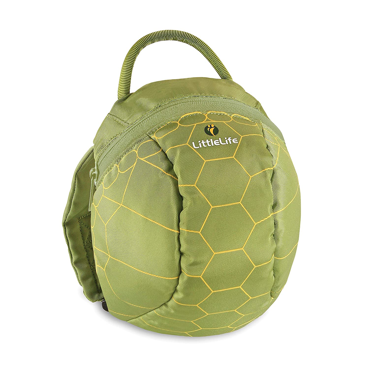 Green Unisex Adulto LittleLife Toddler Backpack-Turtle S