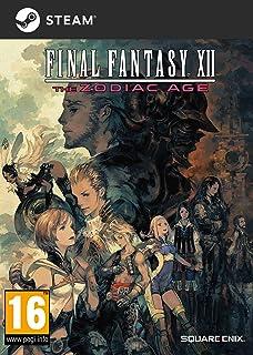 Final Fantasy XV Windows Edition [PC Code - Steam]: Amazon co uk: PC