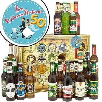 Bier geschenk hochzeit