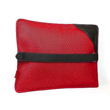 Cojín lumbar de apoyo para asiento de coche – alivio de dolor de espalda baja Ache Sciatica – Cojín lumbar ergonómico de precisión ajustable para ...