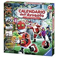 Ravensburger Italy 18903 - Science X Calendario Dell'Avvento