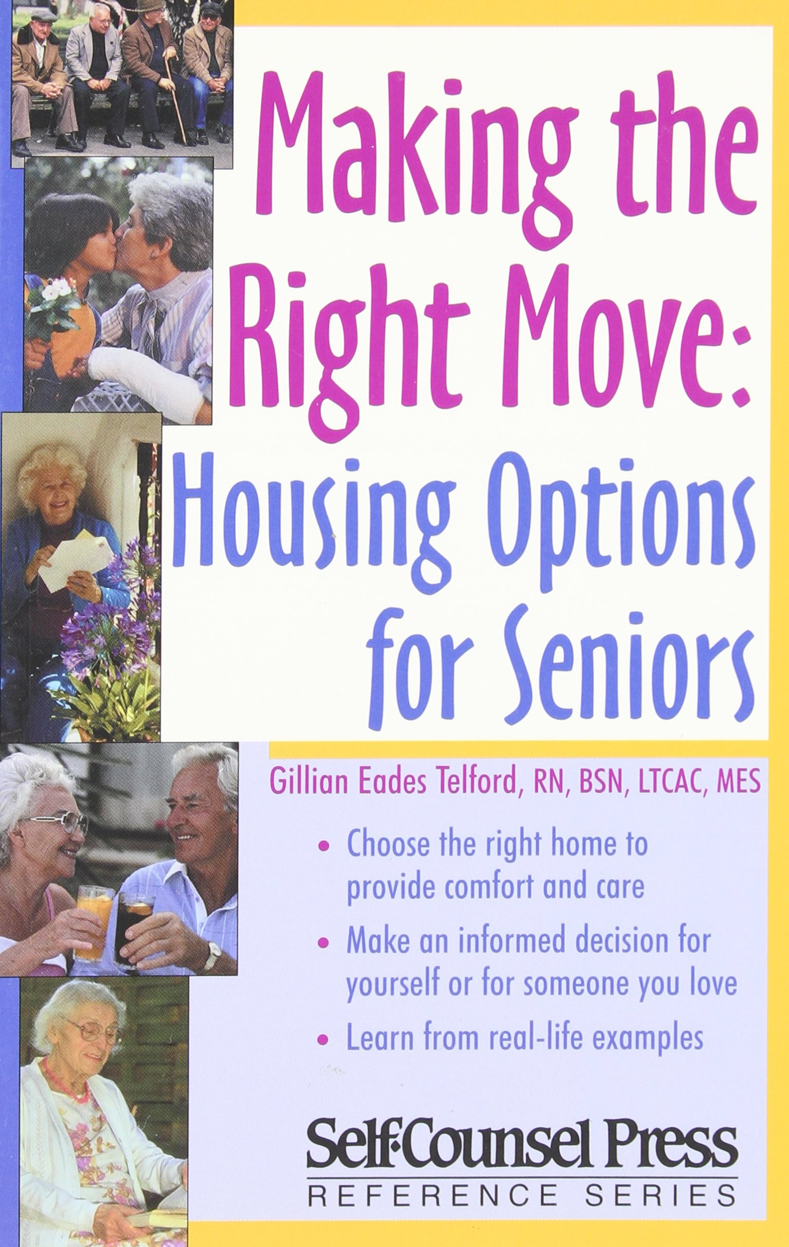 Making The Right Move Housing Options For Seniors Gillian Eades