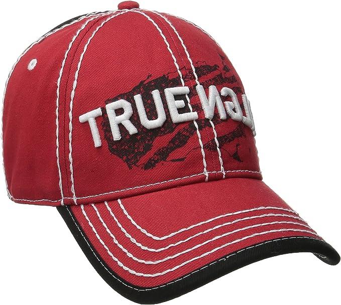 True Religion hombres de la religión Estados Unidos Gorra de ...