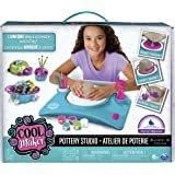 Cool Maker - Pottery Studio, Clay Pottery Wheel Craft Kit Kids Age 6 Up (Edition May Vary)