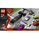 LEGO Cars 8638 - Huida del Avión Espía (ref. 4590074)