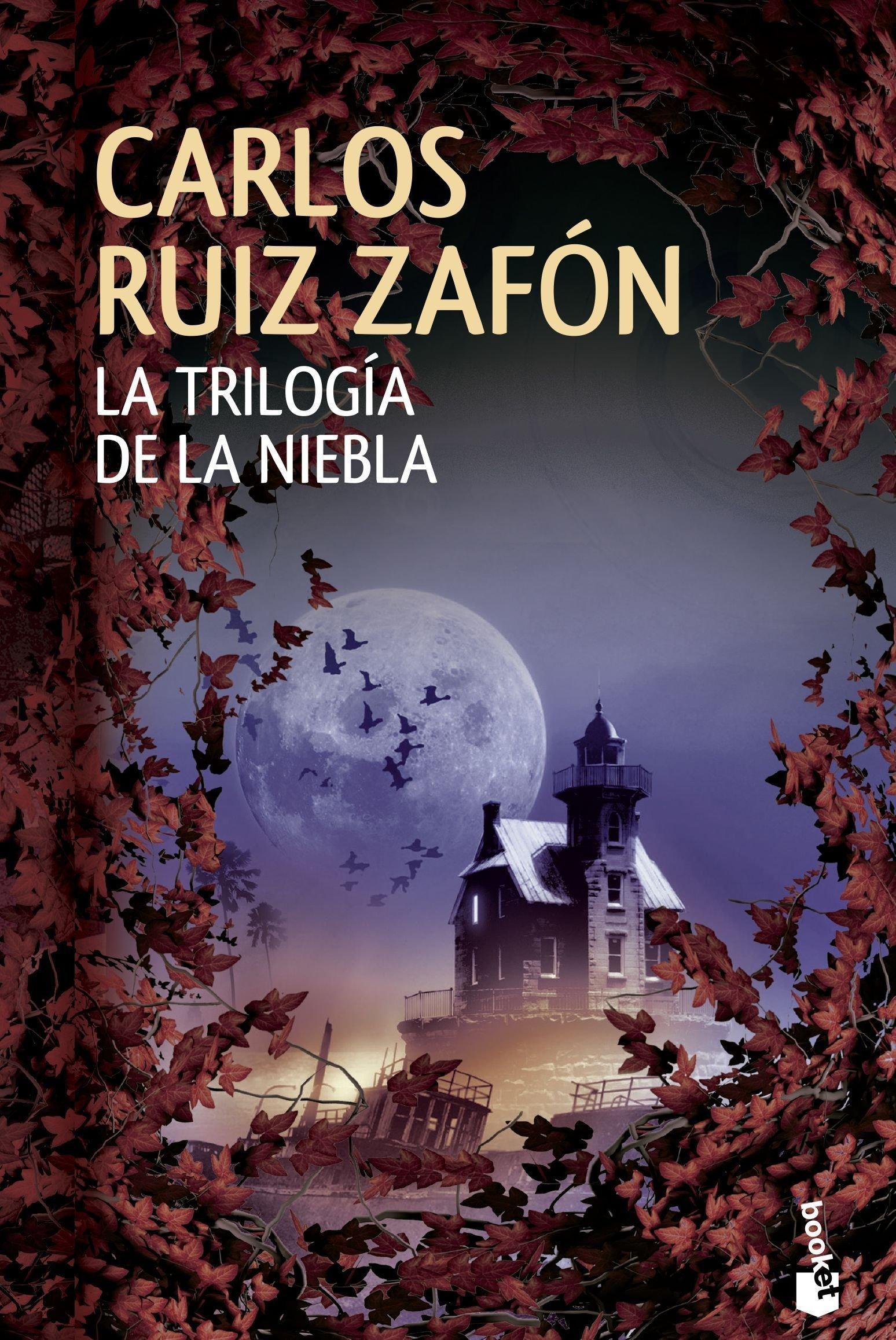 La Trilogía De La Niebla Navidad 2014 Spanish Edition Ruiz Zafón Carlos 9788408133148 Books