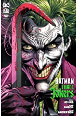 Batman: Three Jokers (2020) #1 Kindle Edition