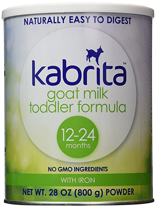 Kabrita Non-GMO Goat Milk Toddler Formula Review