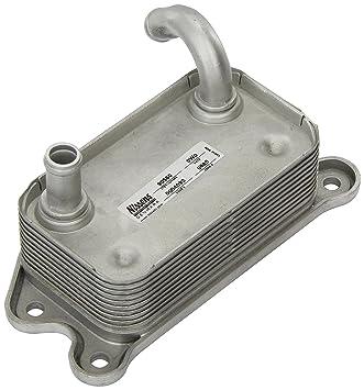 Nissens 90580 Radiador de Aceite, Aceite Motor