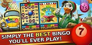 Bingo Drive – Free Bingo Games to Play by Gliding Deer ltd.