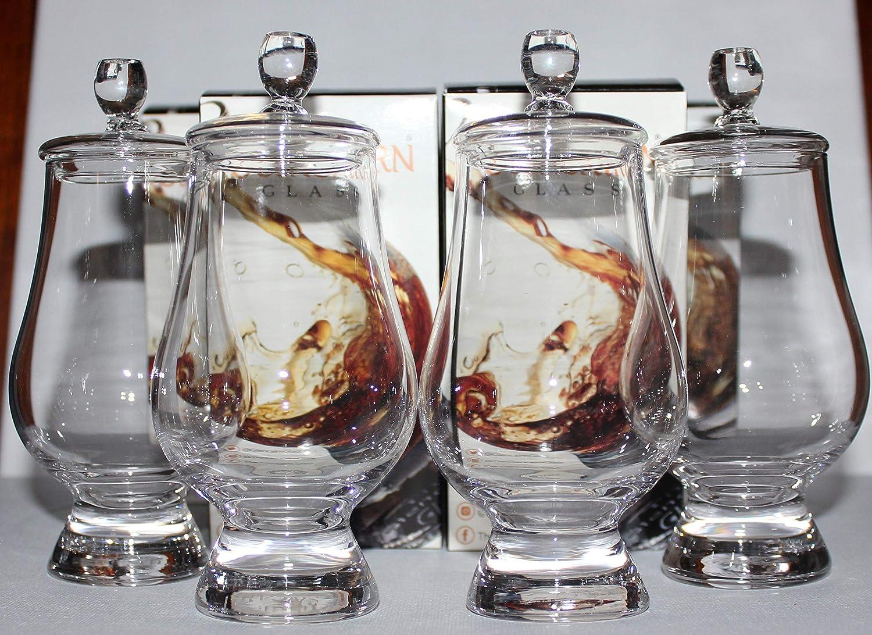 Nosing Ginger Jar Tasting Top Glencairn Whisky Glass