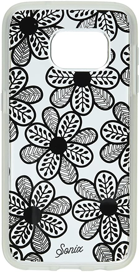 free shipping 4098e ef686 Amazon.com: Sonix Case for Galaxy S7 Edge - Retail Packaging - Boho ...