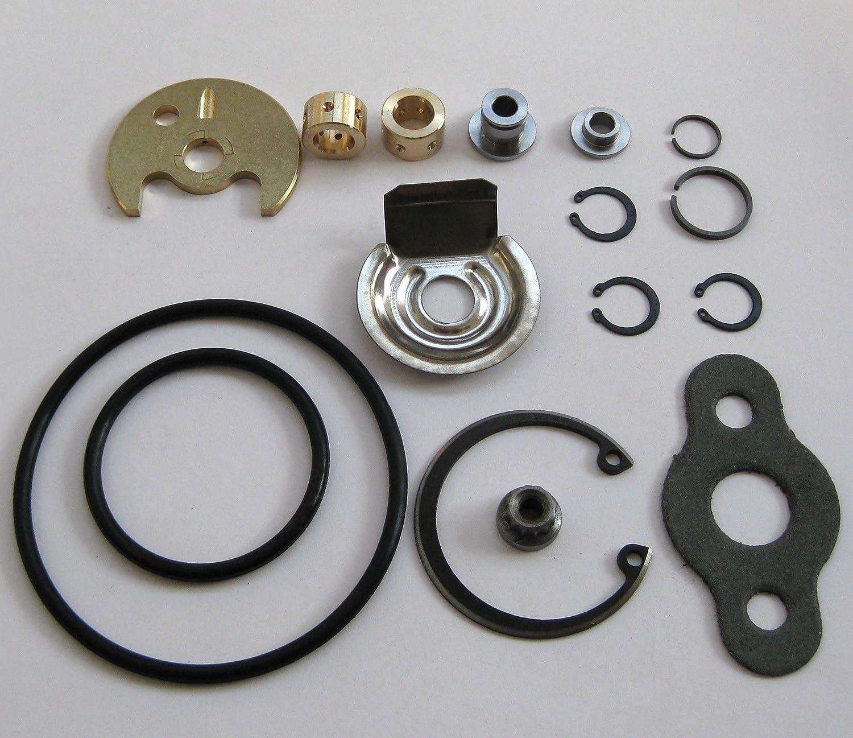 Kit de reparación de abcturbo Turbocompresor Reconstruir Kit td04 td04hl TD04HL-15T para Saab Mitsubishi Volvo Turbo: Amazon.es: Coche y moto