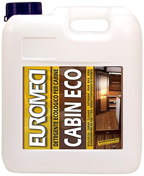 EUROMECI ece5 Limpiador para casetas, incoloro, ...