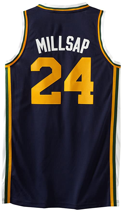 ... sale nba utah jazz swingman jersey paul millsap 24 jazz x large 55cd0  4d5c4 6d482daa5
