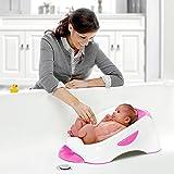 Munchkin Clean Cradle Tub, Pink