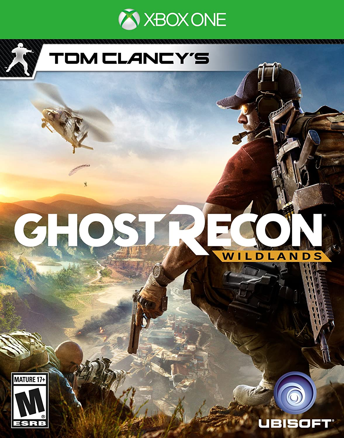 Amazon.com: Tom Clancys Ghost Recon Wildlands - Xbox One ...