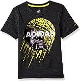 adidas Boys' Short Sleeve Active Tee Shirt