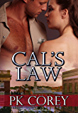 Cal's Law: A New Adult Steamy Romance (English Edition)