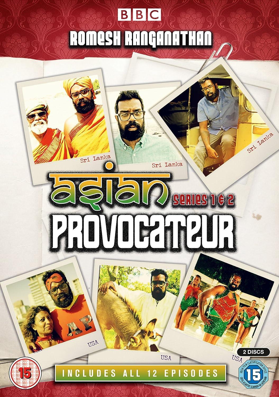 Asian Provocateur: Series 1 & 2