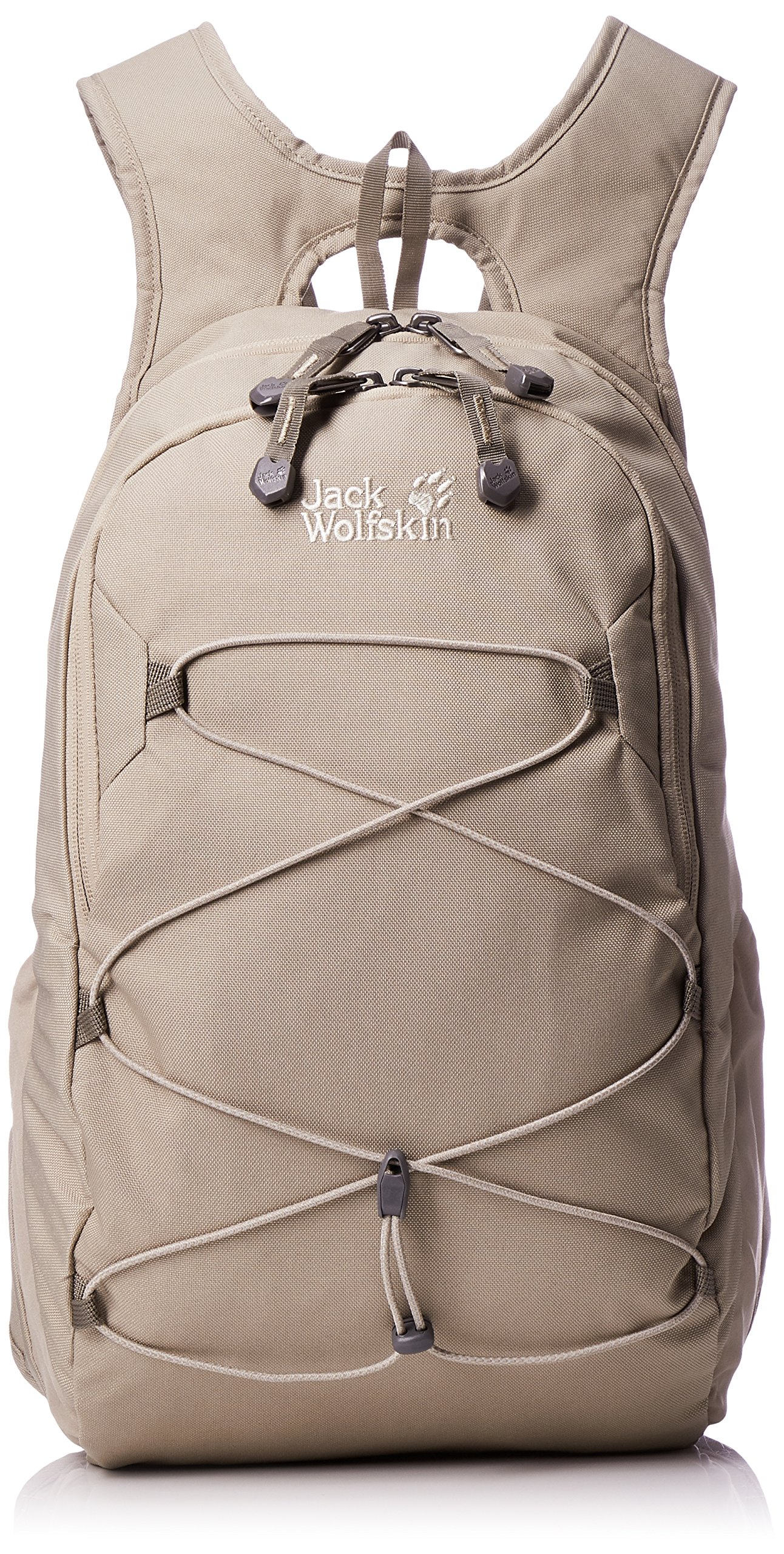 Jack Wolfskin Savona Hiking Daypacks, Beige, One Size