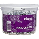 Diane Nail Clippers, 72 Count