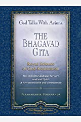 God Talks with Arjuna: The Bhagavad Gita Paperback