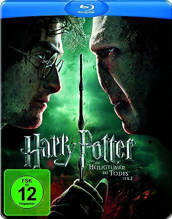 Harry Potter Und Die Heiligtümer Des Todes Teil 2 Bd 2 Disc