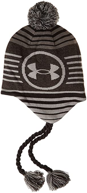 Under Armour Tassle Boy s Hat Black black black Size FR   Taille unique ( Taille 2907fa7e698