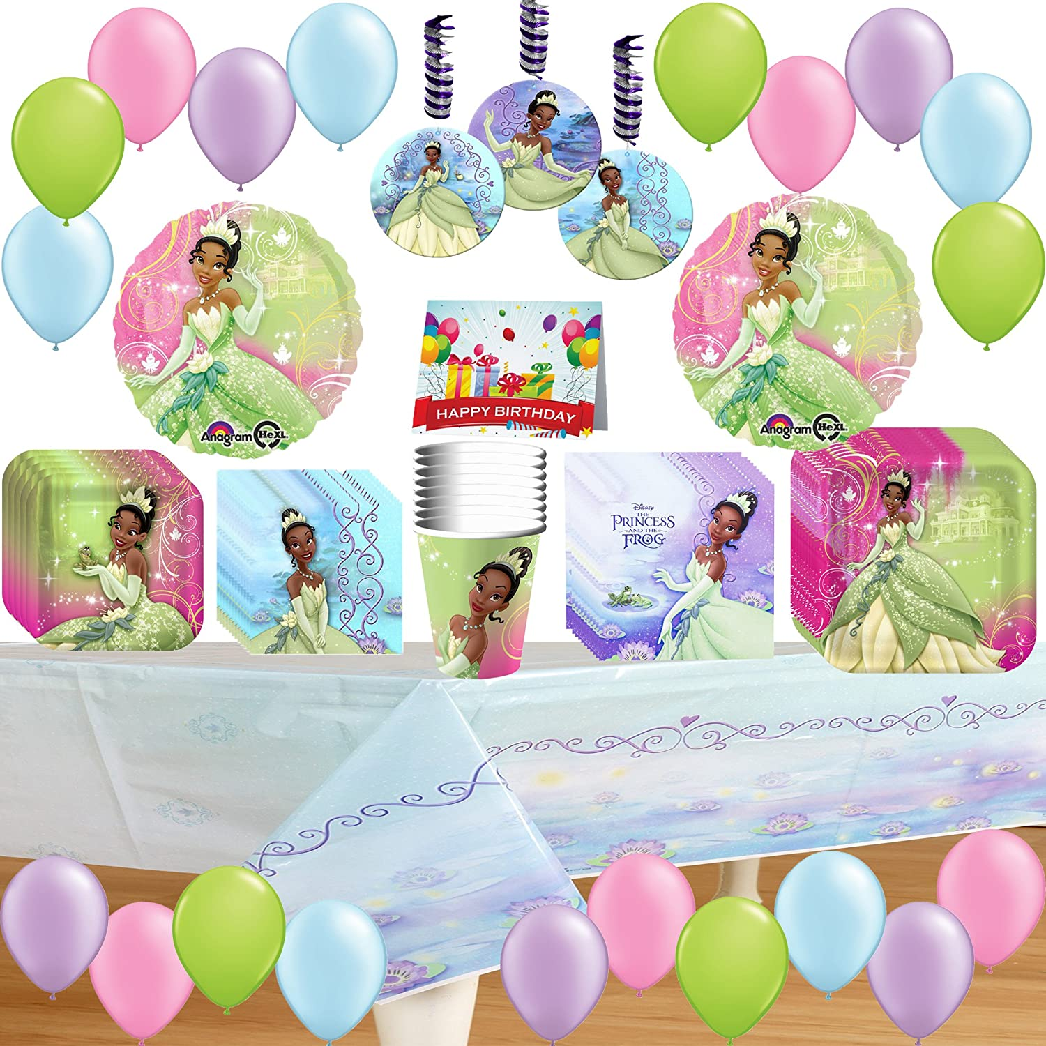 Princess And The Frog Party Supplies Cheap Sante Blog