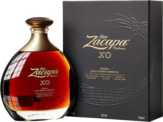 Zacapa Xo Ron Gran Reserva Especial - 700 ml: Amazon.es ...