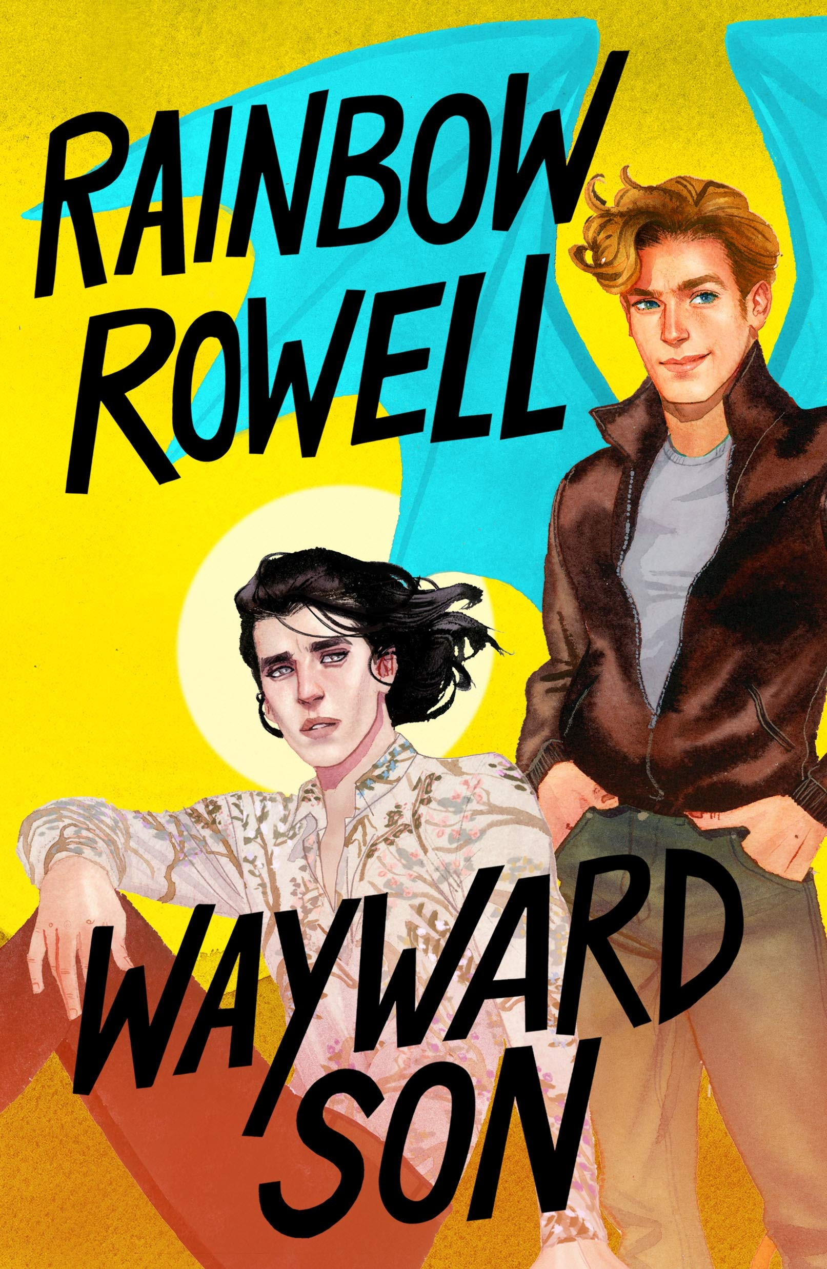 "Image result for wayward son rainbow rowell"""