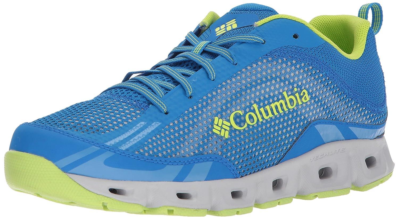 Bleu (Hyper bleu, Fission) Columbia Homme Chaussures d'Eau, DRAINMAKER IV 43.5 EU