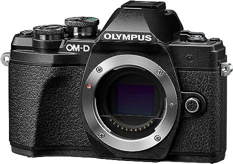Olympus OM-D E-M10 Mark III, Sistema de cámara Micro Cuatro ...