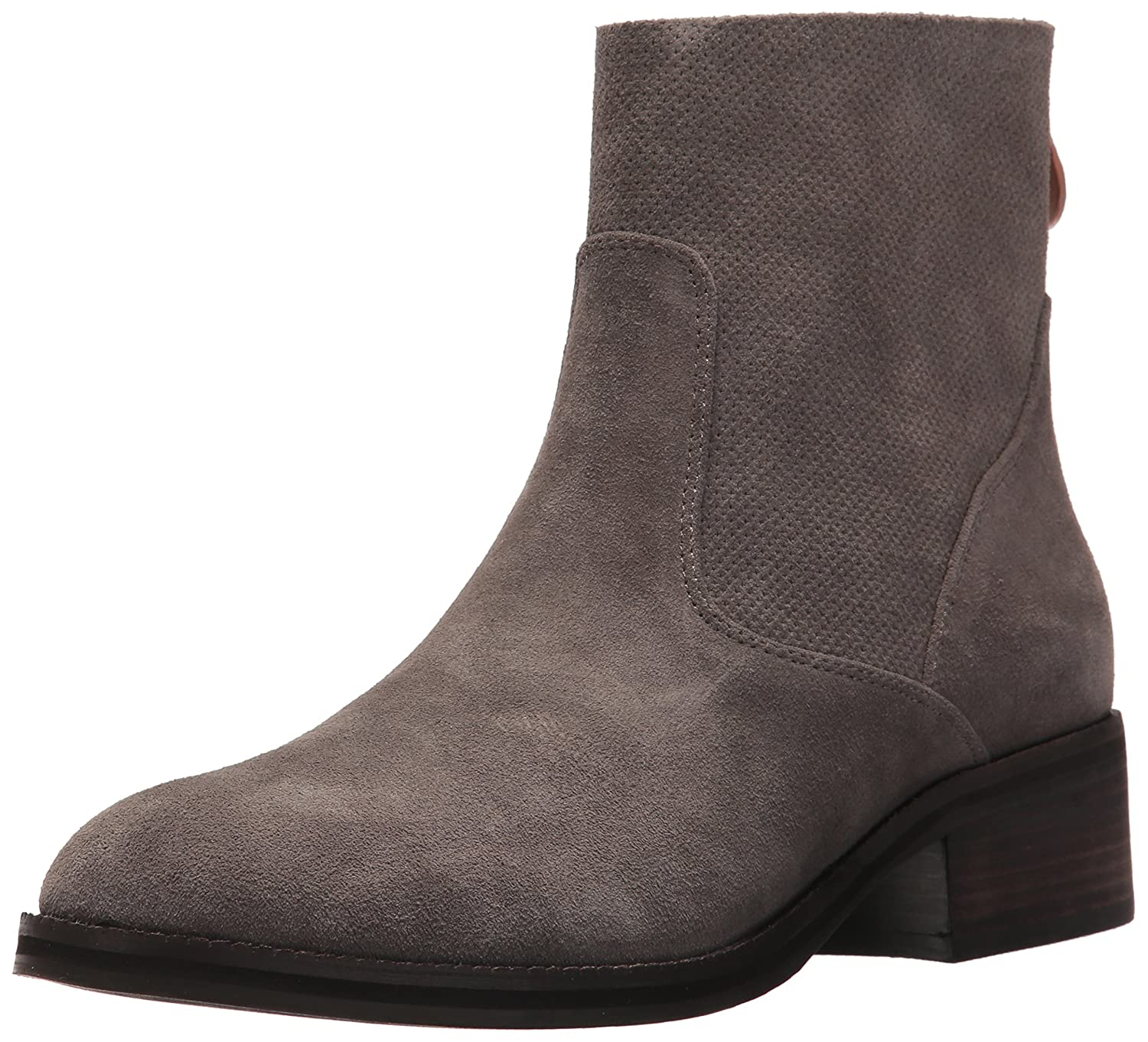 2f059ad86d4ab Amazon.com | Gentle Souls Women's Parker Bootie with Textured Unlined Shaft Ankle  Boot | Ankle & Bootie