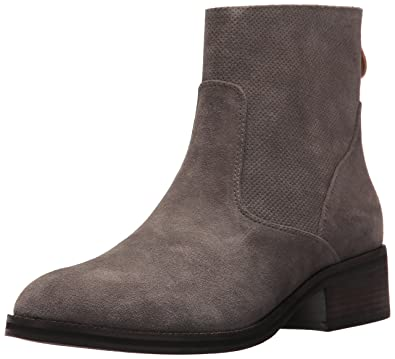 Women's Parker Bootie With Textured Unlined Shaft Ankle Boot
